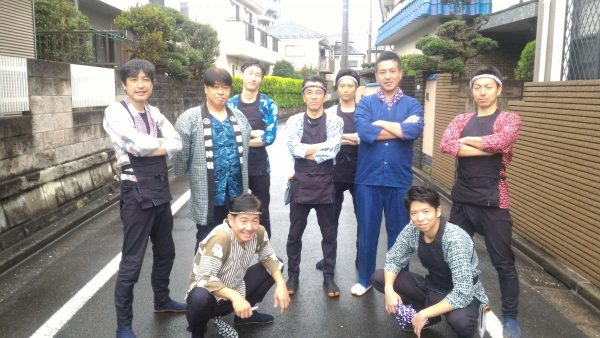 厳島神社例大祭